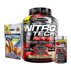 Muscletech Nitro-Tech Ripped 4lb