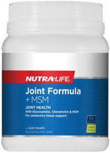 Nutra-Life Joint Formula + MSM 1KG