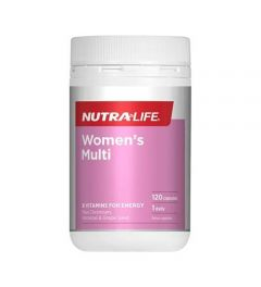 Nutra-Life Womens Multi 120 Cap