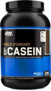 Optimum Nutrition 100% Casein Protein 2lb