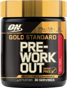 Optimum Nutrition Gold Standard Pre-Workout 30 Serve
