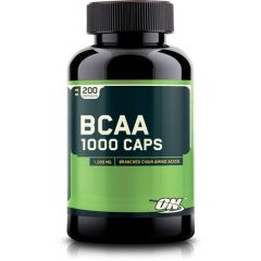 Optimum Nutrition BCAA 400 caps