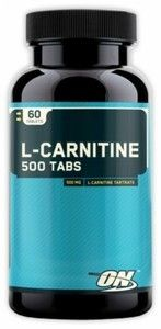 Optimum Nutrition L-Carnitine 60caps
