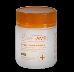 PowerAmp Everyday Sports Probiotics 60 Caps