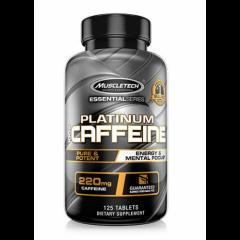 Muscletech Platinum 100% Caffeine 125cap