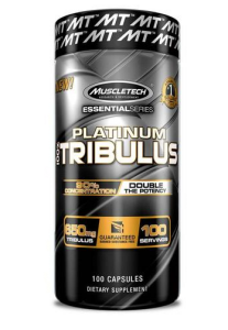 Muscletech Platinum 100% Tribulus 100cap