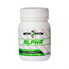 Premium Nutrition Alpha Natural Test Booster