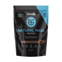Pranaon Natural Vegan Mass Gainer 1kg