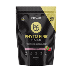 Pranaon Phyto Fire - Vegan Fat Burning  Protein 400g