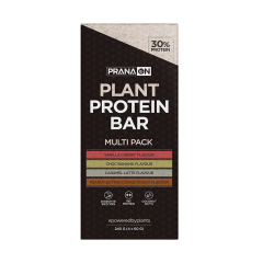 Power Plant Protein Bar - Multi Pack 4 x 60g