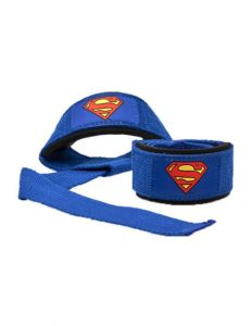 Superman Lifting Straps