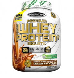 Muscletech Premium 100% Whey Protein Plus Isolate 3lb