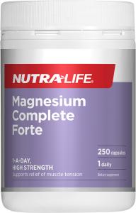 Nutra-Life Magnesium Complete Forte 250 Cap