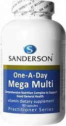 Sanderson One-A-Day Mega Multi 90caps