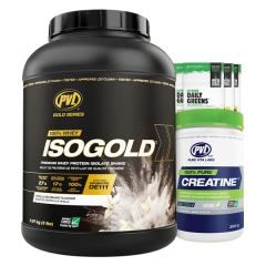 PVL ISOGOLD - Premium Isolate Protein 5lb