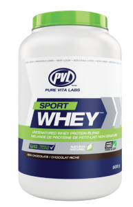 PVL Grass Fed 100% Sports Whey Protein 2lb