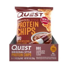 Quest Protein Chips X8 Box