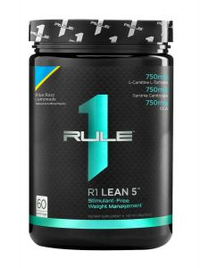 Rule 1 Lean 5 - Stimulant-Free Fat Burner 60 Serve