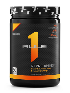 Rule 1 Pre Amino 30 Serve