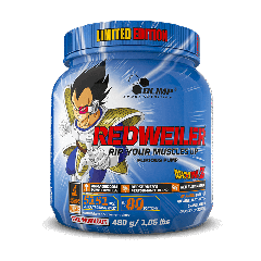 Dragon Ball Z Regular Vegeta Pre-workout 80 Standard Serves