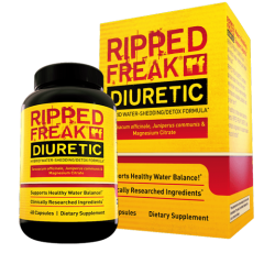 PharmaFreak Ripped Freak Diuretic 60caps
