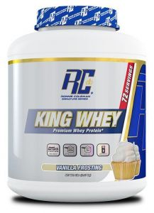 Ronnie Coleman King Whey Protein 5lb