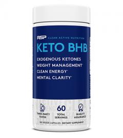 RSP Keto BHB 240 Caps