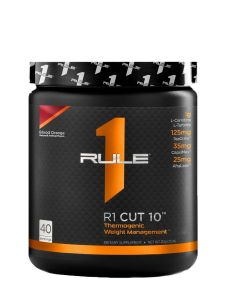 Rule1 Cut 10 Thermogenic Weight Management 40 Serve