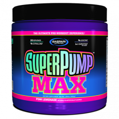 Gaspari Superpump Max 30 Serve