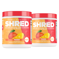 Sparta Nutrition Shred 40 Scoop (Buy 1 Get 1 FREE)
