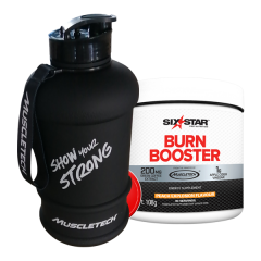 Sixstar Burn Booster Thermogenic Powder