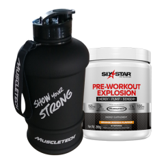 Sixstar Pre-Workout Explosion 30 Serve