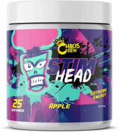 Chaos Crew Stim Head Pre-Workout