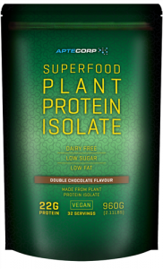 Aptecorp Superfood Plant Protein Isolate 960gm