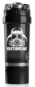 Out Break Nutrition Survival Shaker