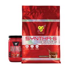 Syntha-6 Edge 8lb + Aminox Combo