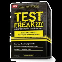 Pharmafreak Test Freak 2.0 Testosterone Booster