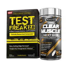 Pharmafreak Test Freak 2.0 Testosterone Booster
