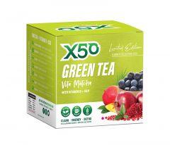 Green Tea x50 Vita Matcha - Assorted Christmas Pack 60 Serve