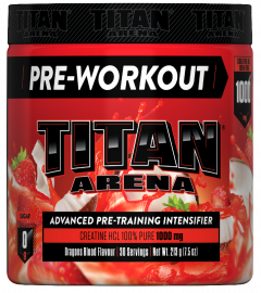 Titan Pre-Workout 30 Serve