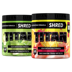 Titan Shred Fat Burner