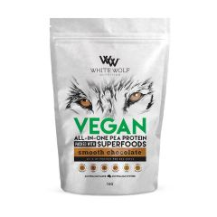 White Wolf Nutrition Vegan All In One Protein Blend 1kg