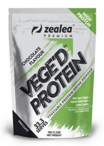 Zealea Vege'd Vegetable Protein 1kg