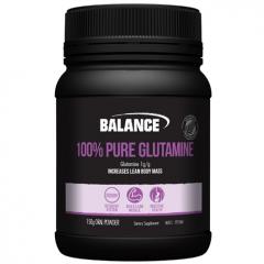 Balance 100% Pure L-glutamine 150g