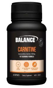 Balance Carnitine 60 caps