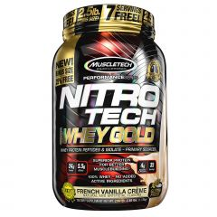 Muscletech Nitro-Tech Whey Gold 2.2lb