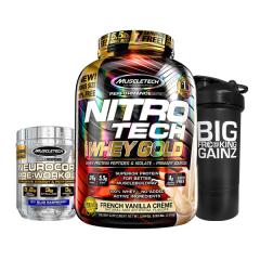 Whey Gold 5.5lb + Neurocore 50 Serve Pre-Workout Sale Deal
