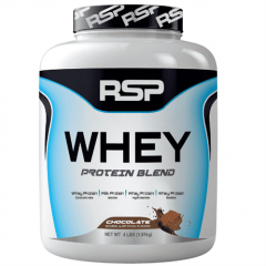 RSP Nutrition Whey Protein Blend 4 lb
