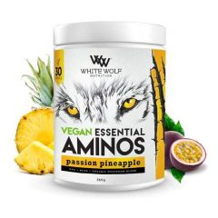 White Wolf Nutrition Vegan Essential Amino Acid 30 Serve