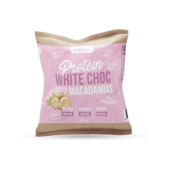 Vitaworx Protein White Chocolate Coated Macadamias 60g